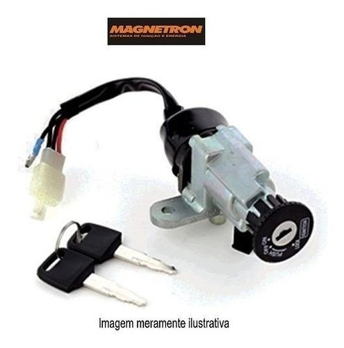 chave ignição magnetron nxr 125 bros ks es 150 até 2005