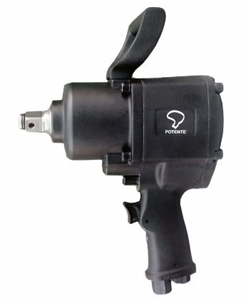 chave impacto parafusadeira pneumática encaixe 3/4 potente