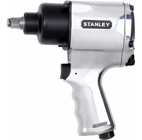 chave impacto pneumatica 1/2 stanley +jg soquete