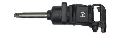 chave impacto pneumática longa 1 polegada c soquetes potente