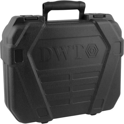 chave impacto reversível 900w maleta 1/2 pol dwt 110v cid900