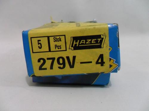 chave inglesa ajustável hazet 279v-4 boca 13mm