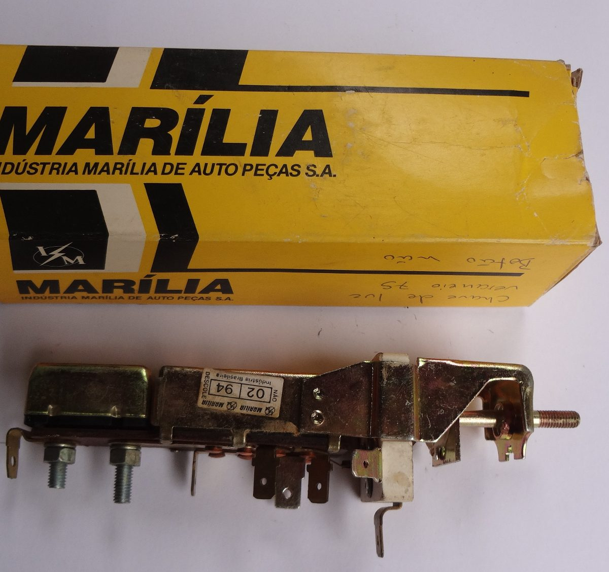 a87f985d8b6 Chave Interruptor De Luz Gm Caminhoes E Veraneiro 75 Marilia - R  99 ...