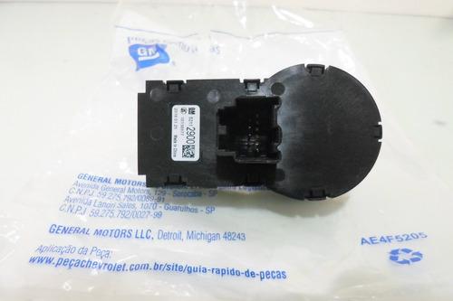 chave interruptor farol onix/prisma s/regulagem gm 52112900