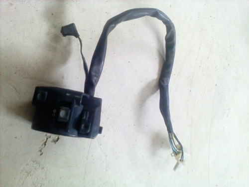 chave interruptor luz / piscas bros 150