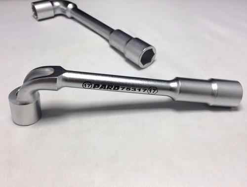 chave l biela boca vazada pard 7mm 12pt-6pt 75307 *