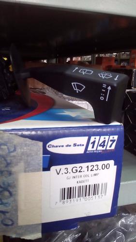 chave limp parabrisa diant traseiro kadett gs 89/93 original