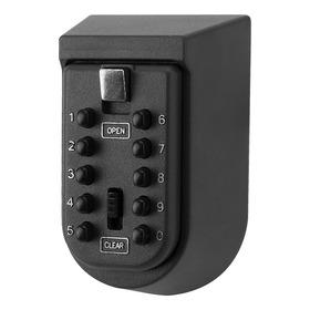 Chave Lock Box 10 Botões Senha Segurança Armazenamento