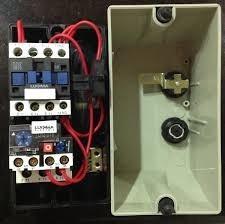 chave magnetica de partida  1cv monofásica 220v