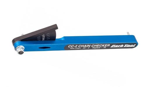 chave medidor desgaste dilatação de corrente park tool cc-2