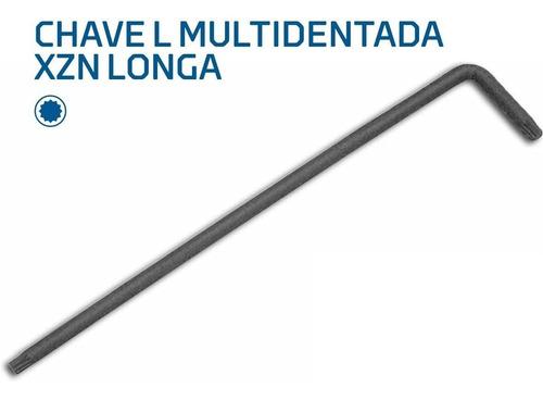 chave multidentada 8 longa para homocinetica gedore