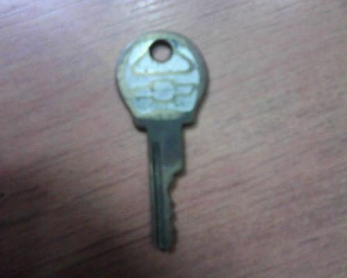 chave original mala gm opala caravan chevette