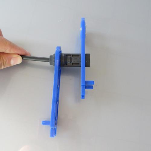 chave para montagem/desmontagem conector mc4 (energia solar)
