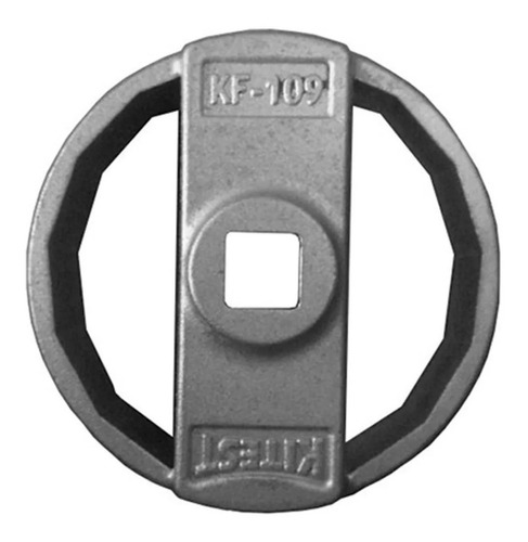 chave para saca filtro de óleo 80mm hyundai kf-109 kitest