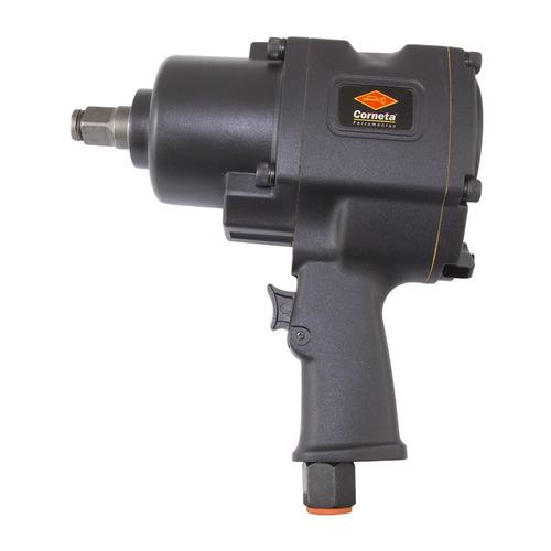 chave parafusadeira de impacto 3/4 pneumatica corneta profis