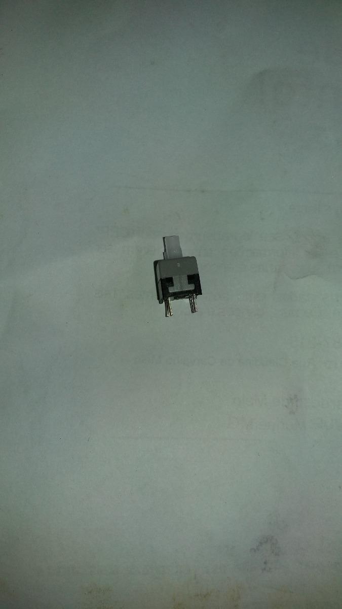 Chave Push Button 6 Pinos 85mm C Trava Kit 10 Peas R 1800 Em 5mm Carregando Zoom