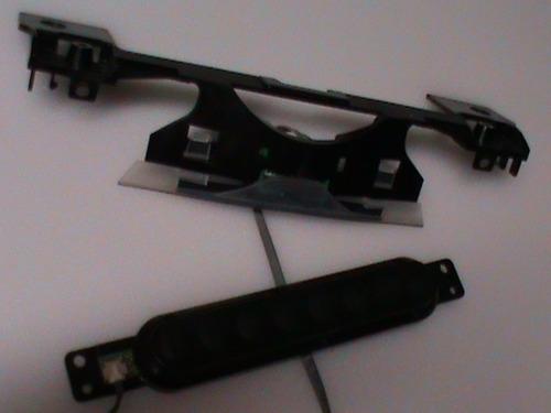 chave + sensor com acabamento tv led lg 42la6130