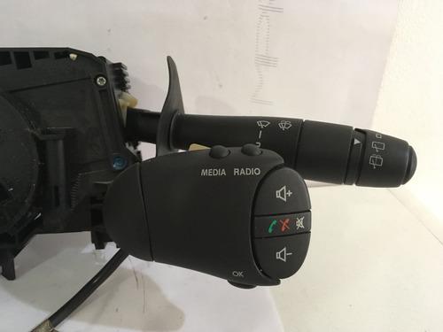 chave seta renault sandero 2012 com controle de som
