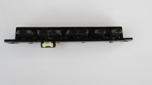 chave teclado bn41-00989a da tv ln40b530p2m