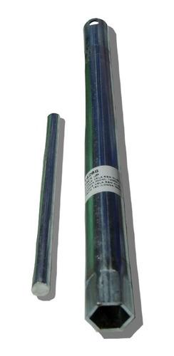 chave vela 14mm clio kangoo logan sandero 1.0 16v