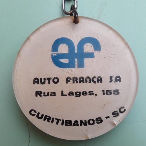 chaveiro antigo concessionária volkswagen curitibanos sc