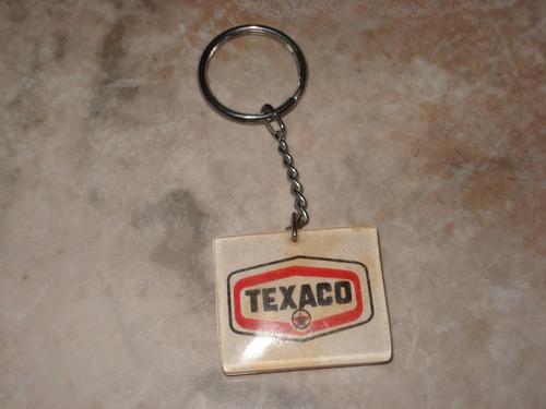 chaveiro antigo da posto texaco dos anos 70  (047)