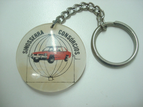 chaveiro antigo sinosserra consórcios dos anos 70 (102)