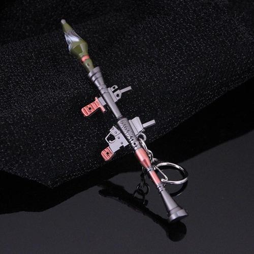 chaveiro arma,bazuca,lança foguete fortnite