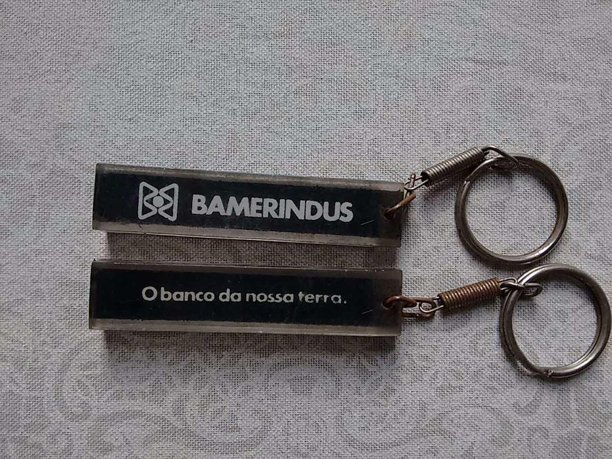 Chaveiro Banco Bamerindus O Banco Da Nossa Terra - R$ 12,00 em ... on