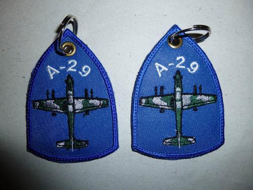 chaveiro bordado personalizado a-29