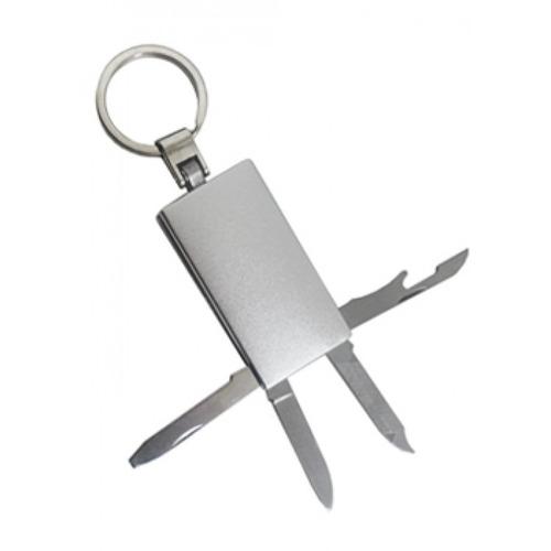 chaveiro canivete 4 funções personalizado