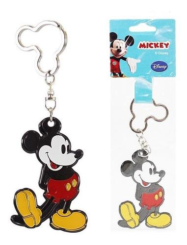 chaveiro disney mickey mouse corpo inteiro em metal original