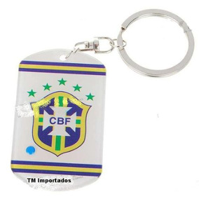 781f9bb6819f Chaveiro Cbf Brasil - Coleções Diversas no Mercado Livre Brasil