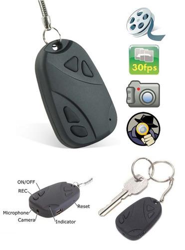 chaveiro espião camera espiã fret gratis melhor resolução