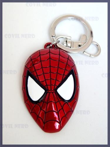 chaveiro homem aranha