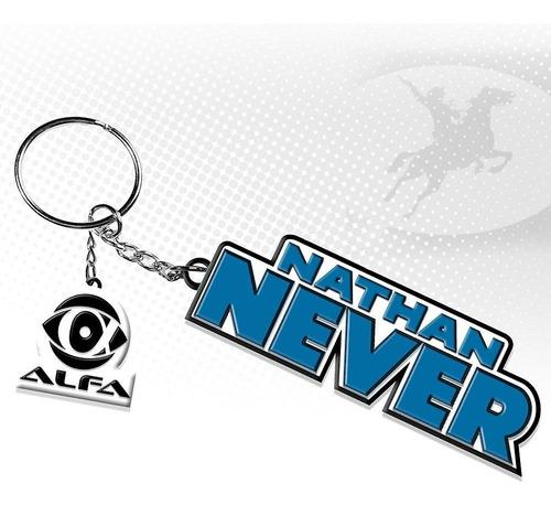 chaveiro italiano nathan never - sbe - bonellihq f19