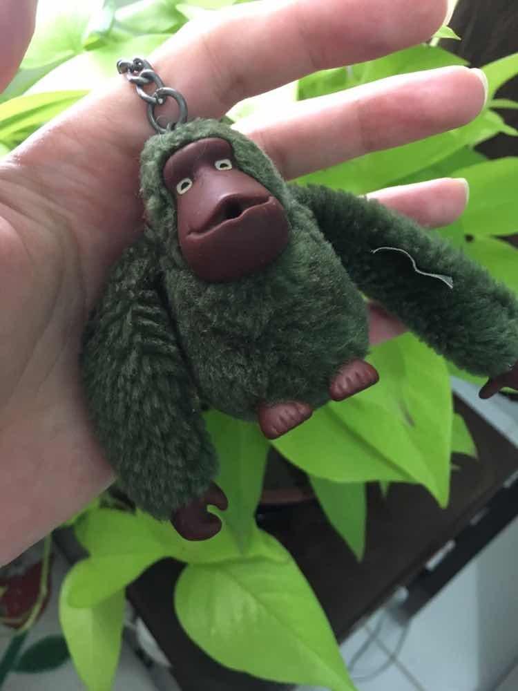 db75d3abd Chaveiro macaco kipling original em mercado livre jpg 750x1000 Chaveiro macaco  kipling verde