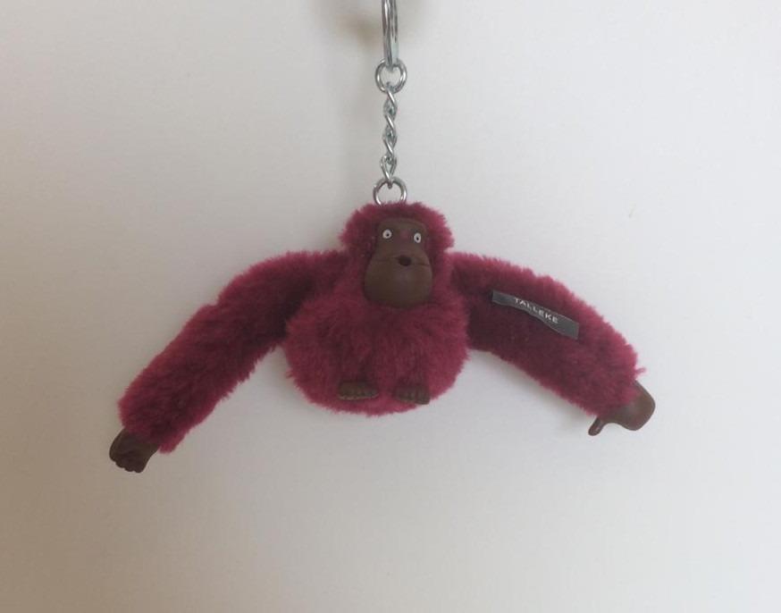 a84d2d8b4 Chaveiro Macaco Monkeyclip Pequeno Berry Kipling - R$ 120,00 em ...