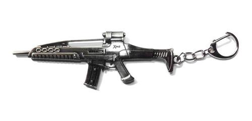 chaveiro metralhadora modelo 2
