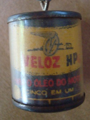 chaveiro oleo shell veloz  hp