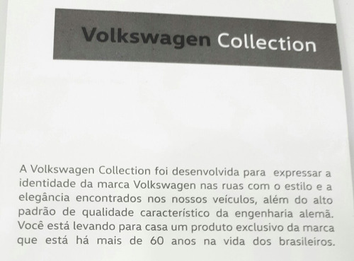 chaveiro original volkswagen collection tsi
