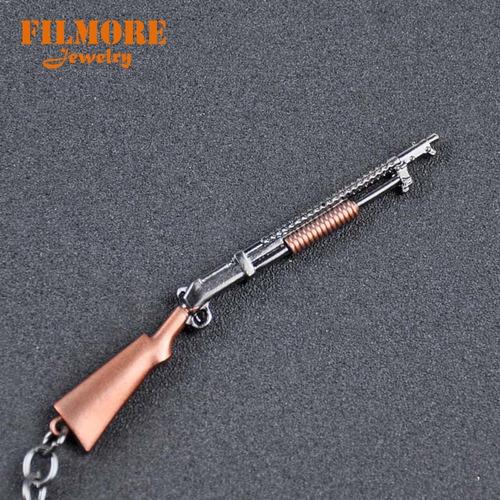 chaveiro pubg arma calibre 12 shotgun