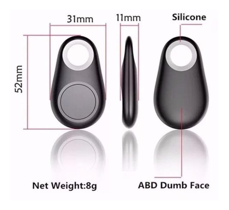 Chaveiro Rastreador Gps Bluetooth Por Celular Barato