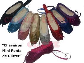 d986d34c5f Chaveiro De Sapatilha De Ballet no Mercado Livre Brasil