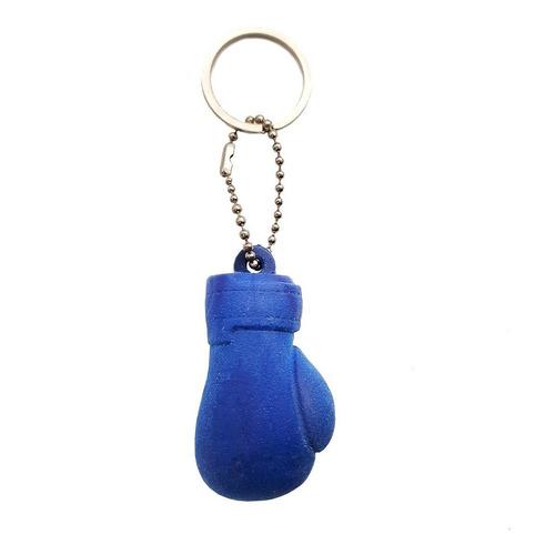 chaveiro spank luva de boxe azul