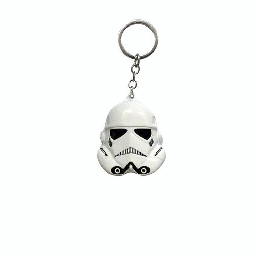 chaveiro stormtrooper em metal
