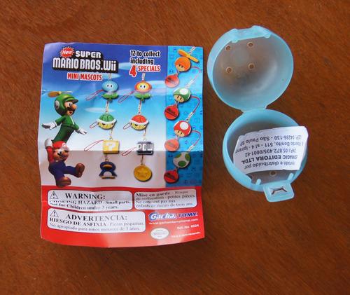 Chaveiro Strap Para Celulares Camera Mp3 Super Mario Bros