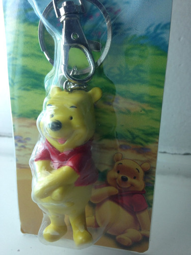 chaveiro winnie the pooh disney cillie r$17,98 n mickey