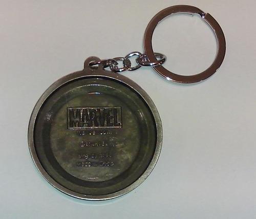 chaveiro x-men - cinza - metal - marvel
