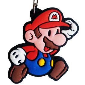 778a3df0030a1 Chaveiros Geeks Super Mário Novidade Lembrancinha Game Nerd